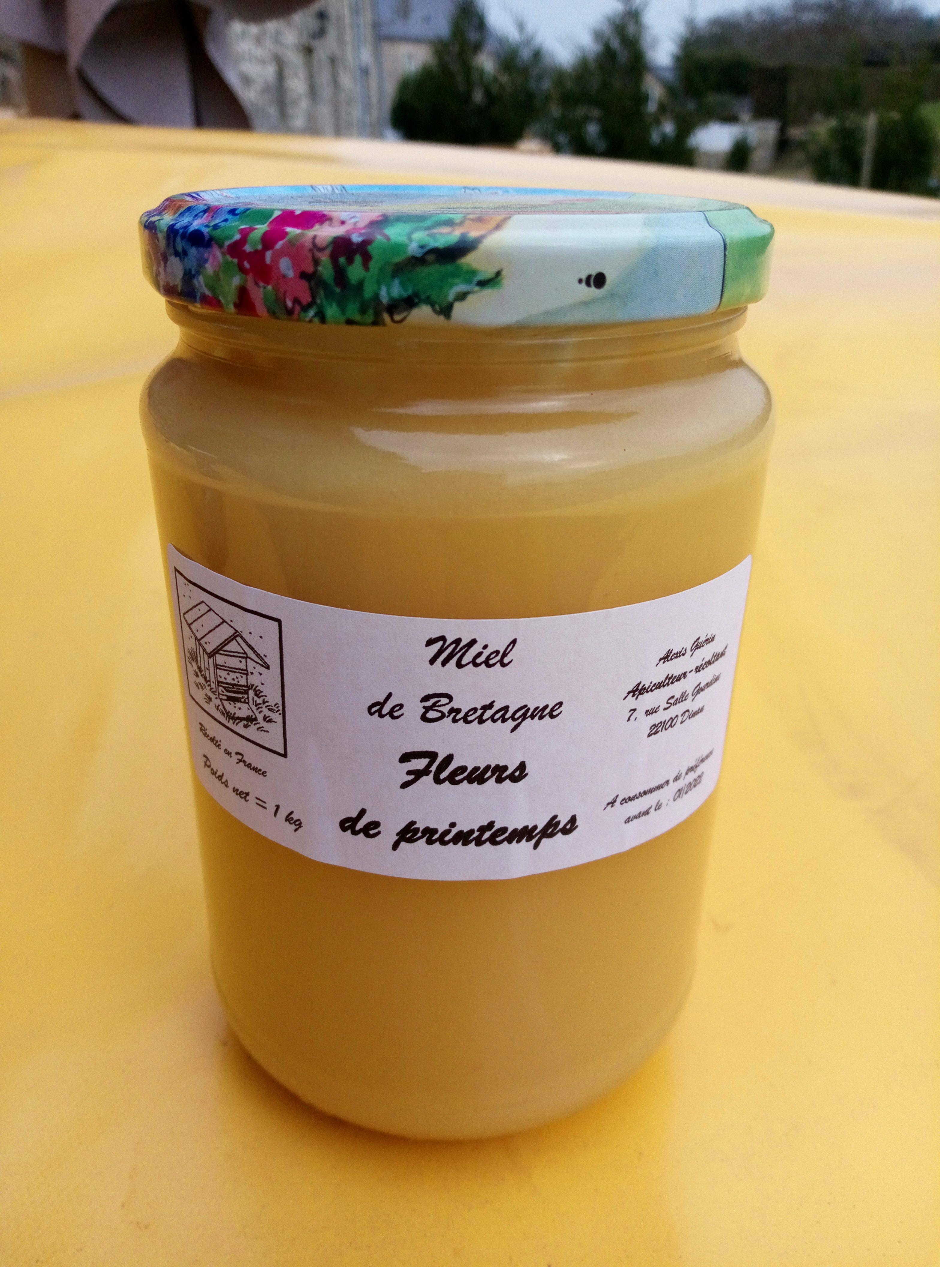 Miel de printemps – 1kg